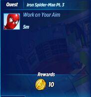 Iron Spider-Man, pt. 3