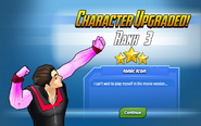 Character Upgraded! Wonder Man Rank 3