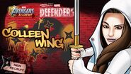 New Recruit Defenders Colleen Wing