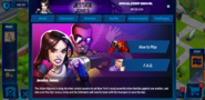 Jessica Jones Event Tab