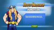 Outfit Unlocked Thunder Loki