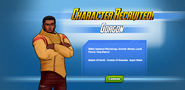 Character Recruited! Gorgon