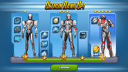 Ultron Rank Ups