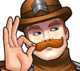 Dum-Dum Dugan Rank 1 icon