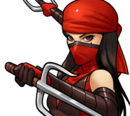 Elektra Natchios (Earth-TRN562) from Marvel Avengers Academy 002