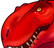 Devil Dinosaur Rank 1 Icon