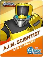 A.I.M. Scientist