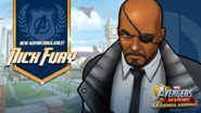 New Admin Nick Fury