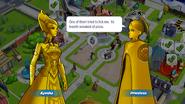 Ayesha and Priestess