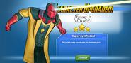 Character Upgraded! Vision Rank 3
