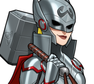 Jane Foster (Earth-TRN562) from Marvel Avengers Academy 004