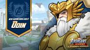 New Recruit Odin