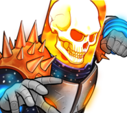 Cosmic Ghost Rider Punisher