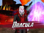 Dracula Boss Fight