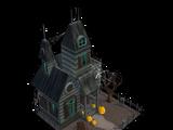 Haunted Avengers Mansion