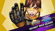 New Outfit Inhumans Event Secret War Quake