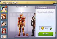 Van Dynes Asgardian Iron Man