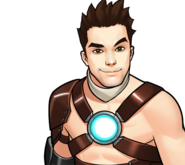 Anthony Stark (Earth-TRN562) from Marvel Avengers Academy 030