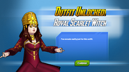 Outfit Unlocked!! Royal Scarlet Witch