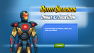 Outfit Unlocked! Model 42 Iron Man
