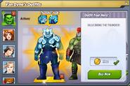 Van Dynes Thunder Hulk