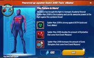 Spider-Man 2099 Ad