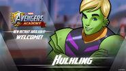 New Recruit Hulkling