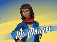 Invite Ms Marvel