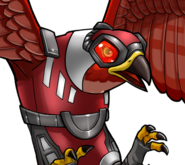 Redwing Rank 5 icon