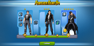 Punisher Ranks