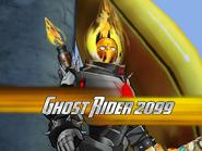 Ghost Rider 2099 (Boss)