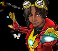 Ironheart Rank 3 Icon