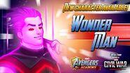 Wonder Man promo