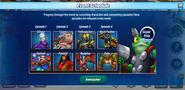 Pet Avengers Event Schedule