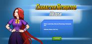 Character Recruited! Medusa