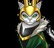 Feline Loki icon