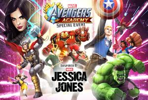 Marvel's Jessica Jones Event