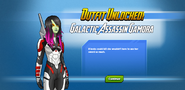 Outfit Unlocked! Galactic Assassin Gamora
