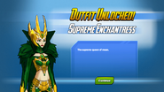 Outfit Unlocked Supreme Enchantress