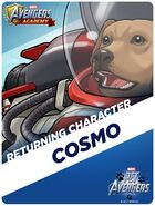 Returning Hero Pet Avengers Event Cosmo