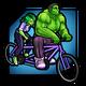 Action Give Hulk a Ride