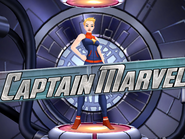 Character Recruited! Captain Marvel 2.0