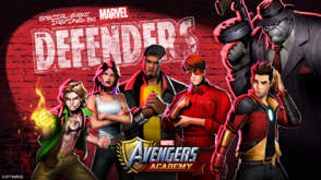 Avengers Academy The Defenders