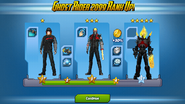 Ghost Rider 2099 Ranks