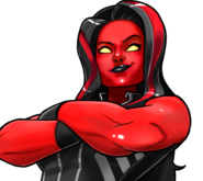 Red She-Hulk Rank 5 icon