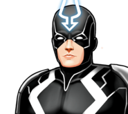 Black Bolt Rank 5 Icon