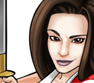 Colleen Wing Rank 1 Icon