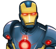 Model 42 Iron Man icon