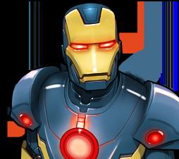 Model 42 Iron Man icon
