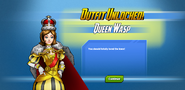 Outfit Unlocked! Queen Wasp